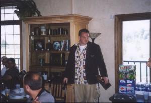 2003 Champion - Nick Bullard